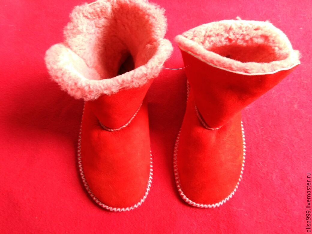 Homemade ugg boots from Mouton for 37 times, Ugg boots, Moscow,  Фото №1