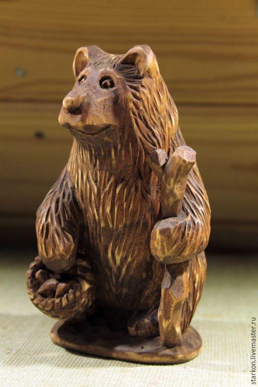 Игрушки животные, ручной работы. Ярмарка Мастеров - ручная работа. Купить деревянные игрушки. Handmade. Золотой, кедр