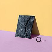 Сумки и аксессуары handmade. Livemaster - original item The image black leather. Handmade.