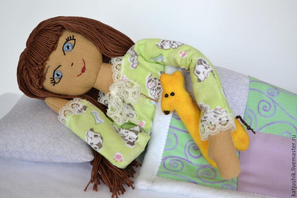 ae8ac161efd Обучающие материалы ручной работы. Мастер-класс Текстильная игровая кукла. Часть  1. Пошив