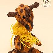 Куклы и игрушки ручной работы. Ярмарка Мастеров - ручная работа Жирафик Фрол. Handmade.