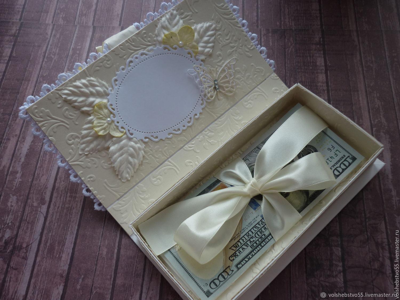 Коробка с деньгами на свадьбу поздравление