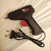 Клеи ручной работы. Ярмарка Мастеров - ручная работа Клеевой пистолет. термоклей 7мм. Handmade.