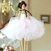 Куклы и игрушки handmade. Livemaster - original item Prima Ballerina Tilda. Handmade.