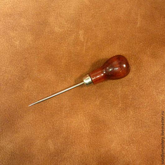 Другие виды рукоделия ручной работы. Ярмарка Мастеров - ручная работа. Купить Шило. Handmade. Коричневый, инструмент, для лепки, дерево