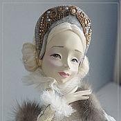 """Куклы и игрушки ручной работы. Ярмарка Мастеров - ручная работа кукла """"ЛЮБАВА"""". Handmade."""