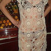 Одежда ручной работы. Ярмарка Мастеров - ручная работа Платье-туника от V.S. Handmade.