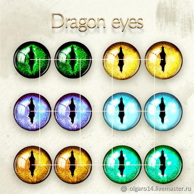 Глазки для поделок - как сделать декоративные красивые глазки