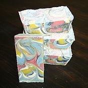 """Мыло ручной работы. Ярмарка Мастеров - ручная работа Мыло с нуля """"акварель"""". Handmade."""