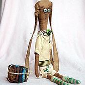 Куклы и игрушки ручной работы. Ярмарка Мастеров - ручная работа Ботаник. Handmade.
