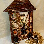 Для дома и интерьера handmade. Livemaster - original item Old house. Handmade.