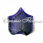 Материалы для творчества handmade. Livemaster - original item Texture Leaf vine 2. Handmade.