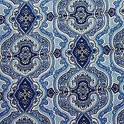 Материалы для творчества ручной работы. Ярмарка Мастеров - ручная работа Ткань узоры 50х40 см. Handmade.
