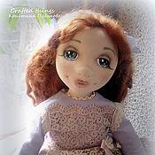 Куклы и пупсы ручной работы. Ярмарка Мастеров - ручная работа Лизонька. Интерьерная авторская кукла. OOAK Doll. Handmade.