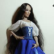 Куклы и игрушки handmade. Livemaster - original item Vitani (37cm). Handmade.