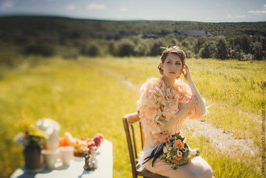 Одежда и аксессуары ручной работы. Ярмарка Мастеров - ручная работа. Купить Свадебное платье. Handmade. Платье свадебное