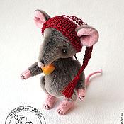 Куклы и игрушки ручной работы. Ярмарка Мастеров - ручная работа Крыс Себастиан. Handmade.