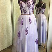 Одежда ручной работы. Ярмарка Мастеров - ручная работа Платье выпускное, свадебное. Handmade.