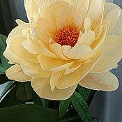 Цветы ручной работы. Ярмарка Мастеров - ручная работа цветы из бумаги. Handmade.