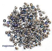 Материалы для творчества handmade. Livemaster - original item 20 PCs 3 mm H29536 Fire Polished Czech beads. Handmade.