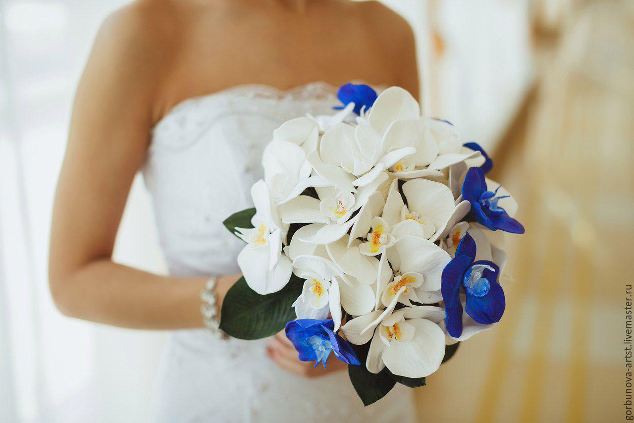 Цветы хабаровске, букет из орхидей на свадьбу фото