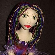 Куклы и игрушки ручной работы. Ярмарка Мастеров - ручная работа Кукла Фиона.. Handmade.
