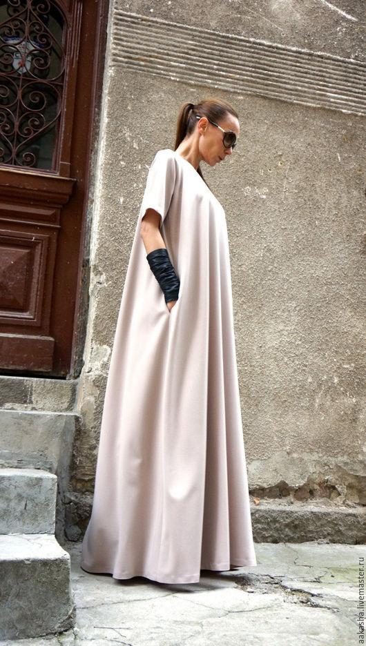 платье макси в пол пастельный цвет пудровый платье длинное вечернее платье