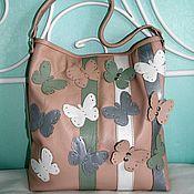 Classic Bag handmade. Livemaster - original item Bag made of genuine leather