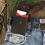 Сумки и аксессуары handmade. Livemaster - original item CASE: Cigarette case Bag. Handmade.