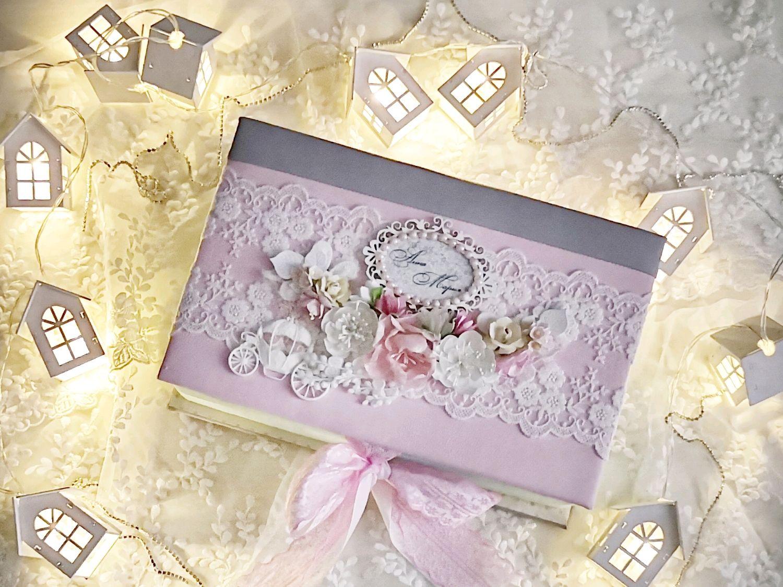 Mom's treasures of shebby for girls, Packing box, Irkutsk,  Фото №1