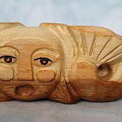 Куклы и игрушки ручной работы. Ярмарка Мастеров - ручная работа Чудо рыбка. Handmade.