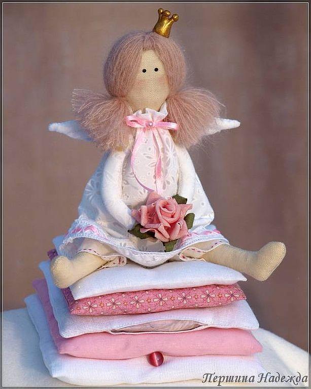 Кукла тильды принцесса на горошине выкройка фото 677