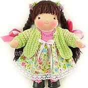 Куклы и игрушки ручной работы. Ярмарка Мастеров - ручная работа Апрелька, 32 см.. Handmade.