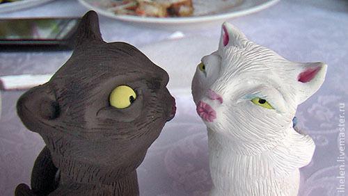 Компьютерные ручной работы. Ярмарка Мастеров - ручная работа. Купить Флешки Свадебные котики. Handmade. Чёрно-белый, свадебные товары