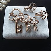 Винтаж handmade. Livemaster - original item Vintage Silver (Sterling) brooch