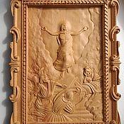 Картины ручной работы. Ярмарка Мастеров - ручная работа Вознесение Иисуса Христа. Handmade.