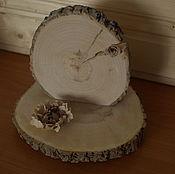Для дома и интерьера ручной работы. Ярмарка Мастеров - ручная работа Подставка из спилов. Handmade.