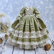 Одежда для кукол ручной работы. Ярмарка Мастеров - ручная работа Одежда для кукол Литтл Дарлинг (Эффнер) Little Darling. Handmade.