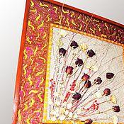 Картины и панно ручной работы. Ярмарка Мастеров - ручная работа Розы. Фантазия в полете. Handmade.