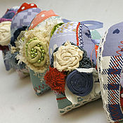 Подарки к праздникам handmade. Livemaster - original item Hearts Boho. Interior pendant.. Handmade.