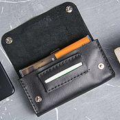 Сумки и аксессуары handmade. Livemaster - original item Tobacco pouch for rolling cigarettes pacco. Handmade.