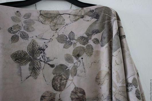 """Кофты и свитера ручной работы. Ярмарка Мастеров - ручная работа. Купить Джемпер """"Волшебный сад"""". Handmade. Комбинированный, модный джемпер"""