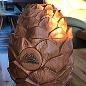 Сувениры и подарки handmade. Livemaster - original item Carved cone, gift wrapping. Handmade.