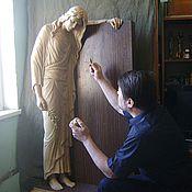 Для дома и интерьера ручной работы. Ярмарка Мастеров - ручная работа Мемориальная скульптура (в работе). Handmade.