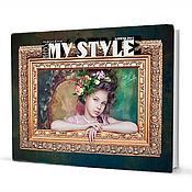 Дизайн и реклама ручной работы. Ярмарка Мастеров - ручная работа фотокнига или фотожурнал на Вашу тему. Handmade.