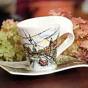 Посуда ручной работы. Ярмарка Мастеров - ручная работа Питер. Невский и окрестности. Handmade.