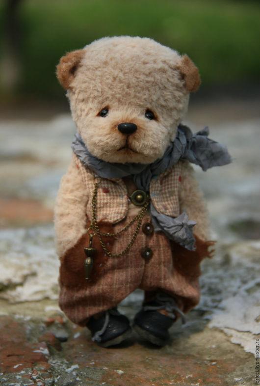 Мишки Тедди ручной работы. Ярмарка Мастеров - ручная работа. Купить Лакки.... Handmade. Мишка, мишки тедди, опилки