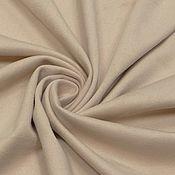 Замша ручной работы. Ярмарка Мастеров - ручная работа Ткань замша стрейч пудровая  одежная. Handmade.