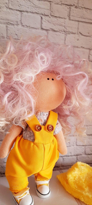 Интерьерная кукла Беляна, Тыквоголовка, Сочи,  Фото №1