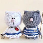 Куклы и игрушки handmade. Livemaster - original item The couple Sailor and sailor. Handmade.